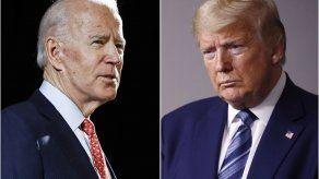 Silencio de Trump ante supuesta agresión sexual de Biden