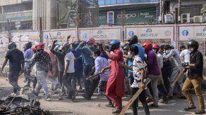 Violentas protestas en Bangladesh por visita de Modi
