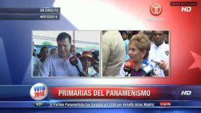 Moscoso recomienda a Varela buscar a quienes no están con él