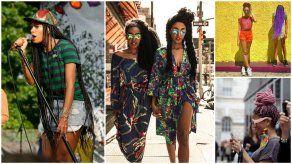 Mes de la etnia negra - 15 maneras creativas de llevar trenzas