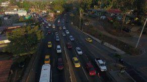 Residentes de Panamá Oeste realizarán protesta pacífica para exigir solución al tranque