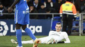 Los madridistas Benzema y Bale no disputarán la Supercopa de España por lesión
