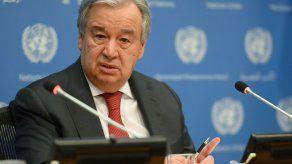 Guterres: El legado del colonialismo aún resuena en el mundo