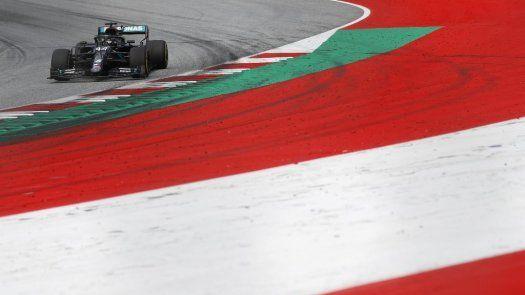 F1: Segunda carrera en Austria reemplaza al GP de Turquía