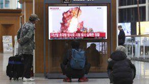 Norcorea realiza tercera prueba con un nuevo lanzacohetes