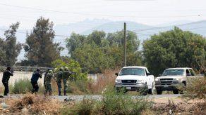 Sube a 12 la cifra de muertos por narcoviolencia en México