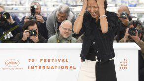 Mati Diop decepcionada de ser 1ra directora negra en Cannes