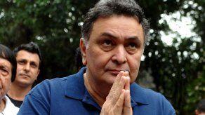Muere a los 67 años Rishi Kapoor