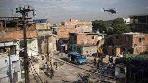 Río de Janeiro pide ayuda contra los narcos