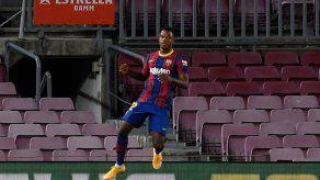 El Barcelona golea 4-0 al Villarreal con doblete de Ansu Fati