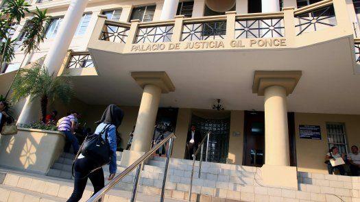 Fachada del Palacio de Justicia Gil Ponce, sede de la Corte Suprema de Justicia de Panamá. El Pleno está conformado por 9 magistrados.