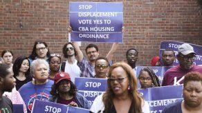 Proyecto para Obama emociona y también preocupa a vecinos