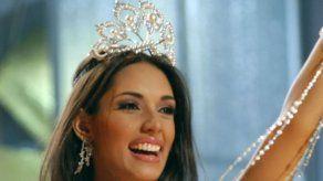Amelia Vega ganó el Miss Universo en Panamá.