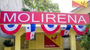 Partido Molirena renovará su dirigencia este domingo