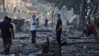 Las milicias palestinas han lanzado más de un millar de misiles, alcanzando Jerusalén y Tel Aviv, e Israel ha realizado más de 500 bombardeos contra el enclave.