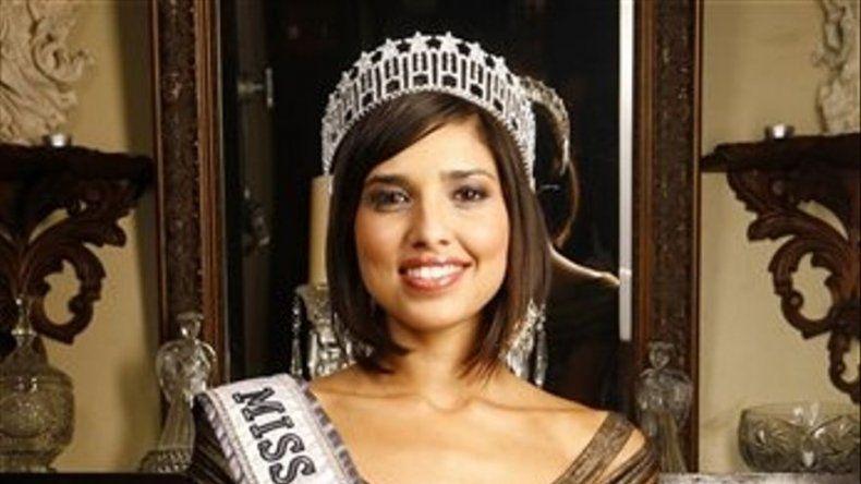 Miss California hispana demanda al certamen