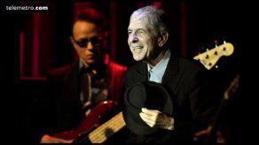 Cantautor y poeta Leonard Cohen muere a los 82 años