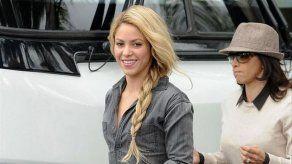 Shakira impresiona más por su baja estatura que por sus curvas