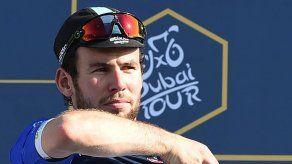 Cavendish vence en la última etapa y gana el Tour de Dubái