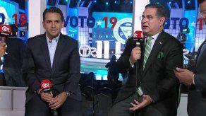 Ameglio invita a Lombana y a Gómez a conversar sobre una unión de independientes