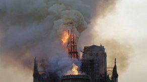 La Justicia descarta que el fuego de Notre Dame tuviera un origen criminal