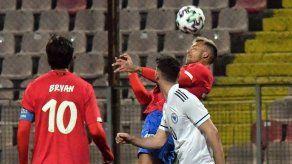 Costa Rica y Bosnia empatan 0-0 en partido amistoso en Zenica