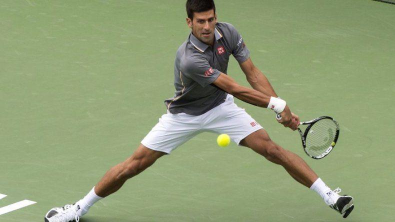 Djokovic a semis del Másters 1000 de Montreal, Nishikori baja a Nadal