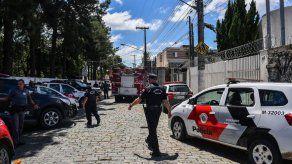 Panamá extiende condolencias a Brasil por tiroteo en escuela con 10 muertos
