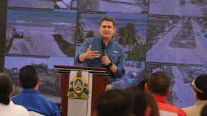 Honduras felicita a Cortizo y espera seguir fortaleciendo relación con Panamá