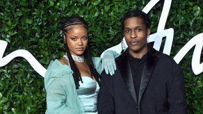 Rihanna y ASAP Rocky se han vuelto inseparables