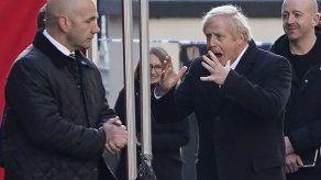 Johnson promete revisar el sistema de penas tras el atentado en Londres