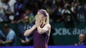 Svitolina vence a Stephens para ganar Finales de la WTA