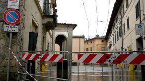 Terremoto causa daños en Italia