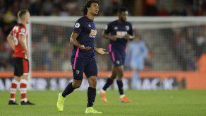 Bournemouth vence a Southampton por 1ra vez en su historia