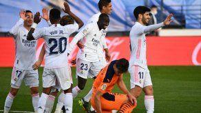 Benzema lidera el triunfo del Real Madrid ante Valencia