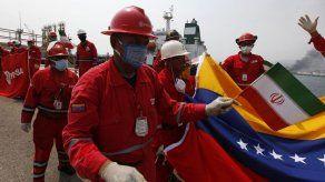 EEUU intenta confiscar gasolina iraní rumbo a Venezuela