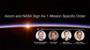 A partir de octubre estará todo el equipo para entrenarse, principalmente desde Houston sobre los sistemas de la ISS y la nave espacial SpaceX que los llevará allí.