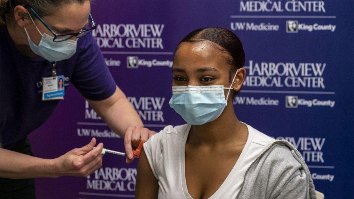 Estados Unidos seguirá contando con vacunas contra el COVID-19 suficientes para inocular a sus ciudadanos.