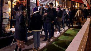 Cerrados 24 restaurantes clandestinos en París por incumplir normas anticovid-19