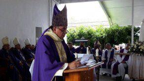 Monseñor Ulloa pide a políticos no usar la Jornada Mundial de la Juventud