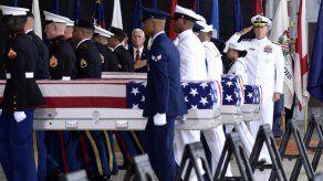 EEUU inicia identificación de restos entregados por Norcorea