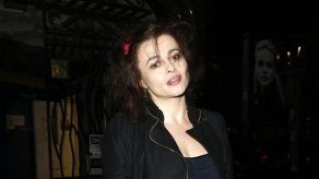 Helena Bonham Carter quiso a Guillermo de Inglaterra como padrino de su hija