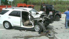 Piden que se tomen medidas contundentes para prevenir accidentes de tránsito