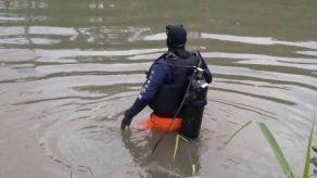 Reanudan búsqueda de un adulto mayor en el río Juan Díaz