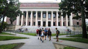 EEUU: rechazada demanda contra Harvard por discriminación