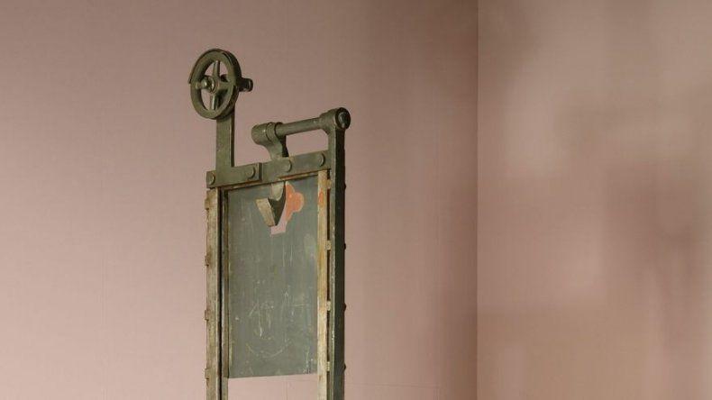 Hallada la guillotina con que los nazis ejecutaron a héroes de la resistencia
