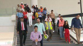 Comisión de Infraestructura inspecciona avances del Centro de Convenciones de Amador