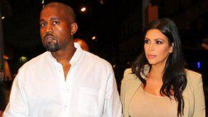 El hijo de Kim Kardashian y Kanye West se llama Saint porque es una bendición