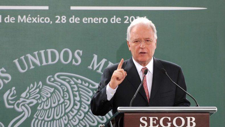 México nombra un coordinador nacional para frenar el creciente secuestro