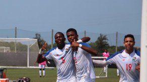 Panamá logró su primera victoria en el Premundial U17 ante Surinam
